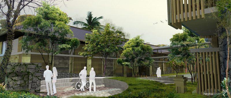 Handayani Building - View 1