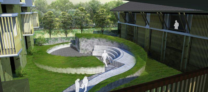 Handayani Building - View 2