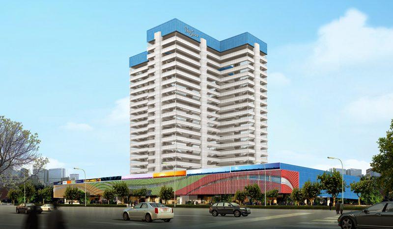 Patra Jasa Office Tower Facade