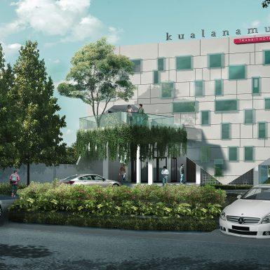 Kualanamu Transit Hotel - Street View 1