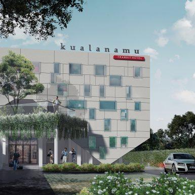 Kualanamu Transit Hotel - Street View 2
