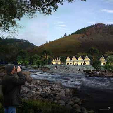 Resort Tepi Sungai AFTER