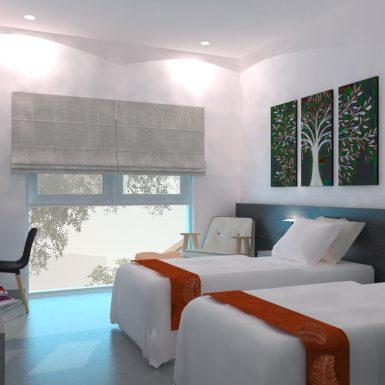 View Twin Bedroom 3